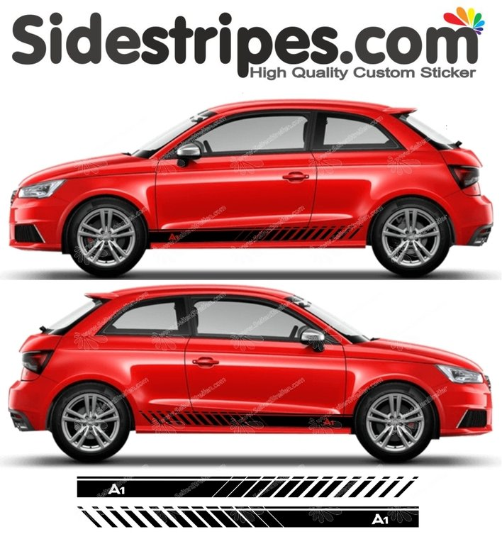 "Audi A1 - ""A1 Evo"" edition Set - Art.Nr.: 5161"