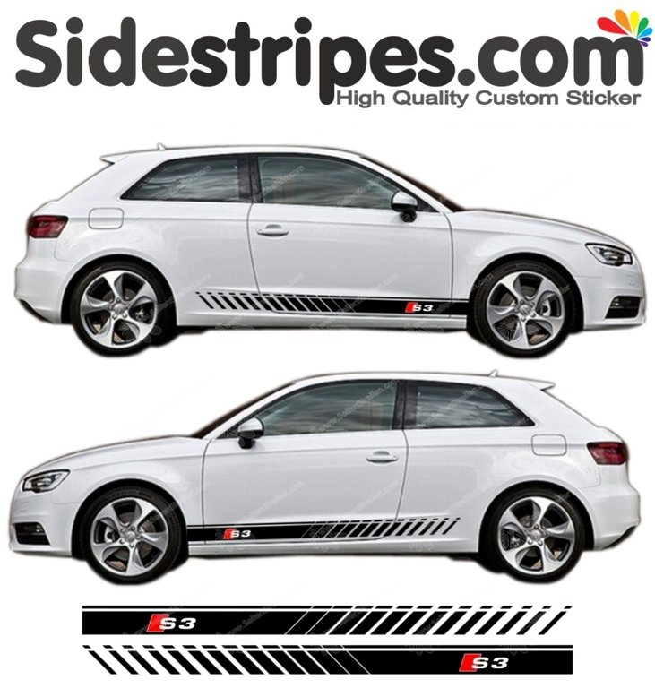Audi S3 - Evo Look Edition Set - Art.Nr.: 5167