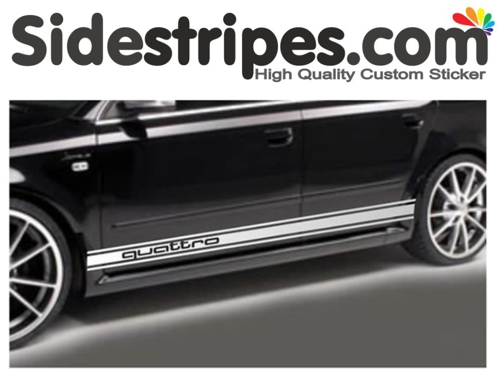 Audi A3 -  Quattro Stripes Set - Art.Nr.: 5164
