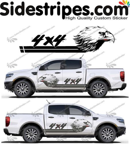 Ford Ranger - 4 x 4 Eagle edition Set - U5015