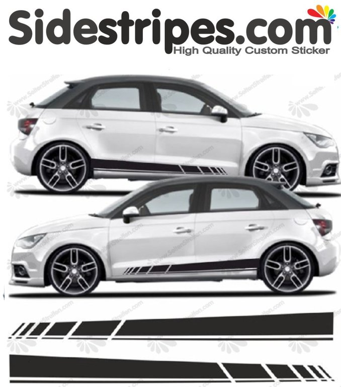Audi A1 - New EVO edition Set -  5149