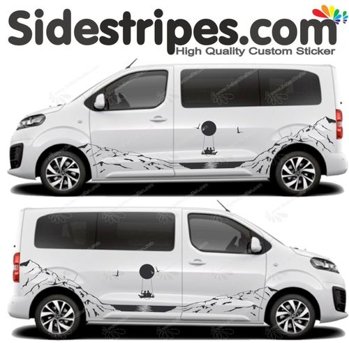 Citroen Spacetourer - Beautiful view Edition Set - Art.Nr.: U5003