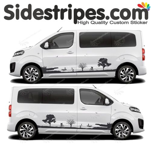 Citroen Spacetourer - Nature Edition Set - Art.Nr.: U5002